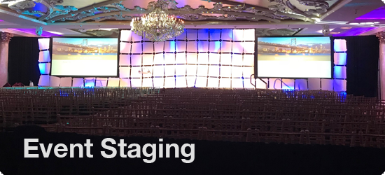 Audio Visual Staging Productions